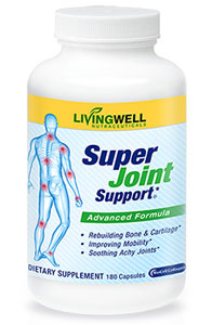 Bottle of Super Joint Support
