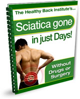 Don't Let Back Pain or Sciatica Control Your Life Any Longer