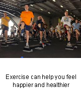 Exercise and General Health and Dieting