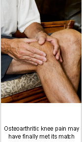 Knee Pain Relief - Osteoarthritis