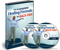 lower and upper back pain relief