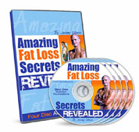 Amazing Fat Loss Secrets Revealed