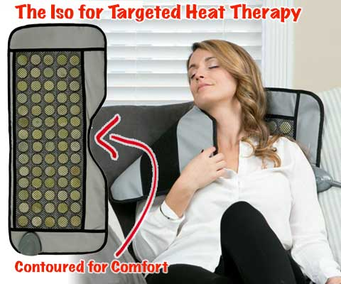 The Iso for Targeted Heat Therapy