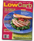 back pain specialist Jesse Cannone featured in LowCarb Energy magazine!