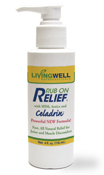 Rub On Relief - Rub It On And The Pain Is GONE!