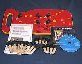 trigger point self treatment system