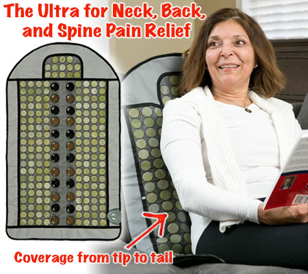 The Ultra for Neck, Back, and Spine Pain Relief
