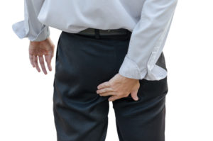 Hemorrhoids Cause Back Pain?