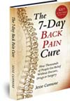 The 7-Day Back Pain Cure book