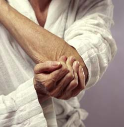 Arthritis Pain in Elbow