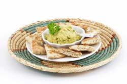 Hummus & Pita Bread