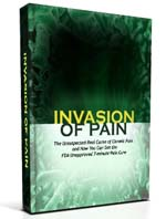 Invasion of Pain Cover