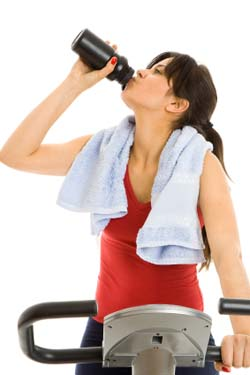Post-workout Sports Drink