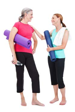 Exercise Partners After Workout