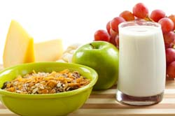 Diabetic Dairy Breakfast