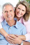 Senior Couple Smile