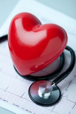Heart Stethoscope EKG