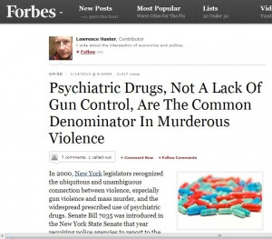 Forbes Antidepressants Article