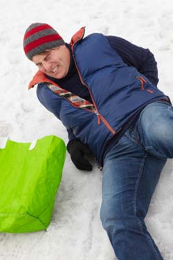 Fall On Ice Tailbone Pain