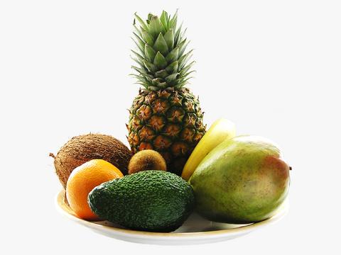 healing fruits