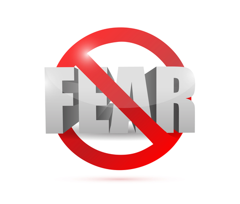 how to get over a fear