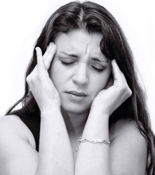 High Pain Sensitivity Due to Not Enough Grey Matter