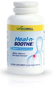 Powerful proteolytic enzyme supplement