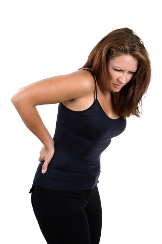 lower back and butt pain