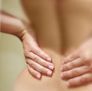 back pain flu