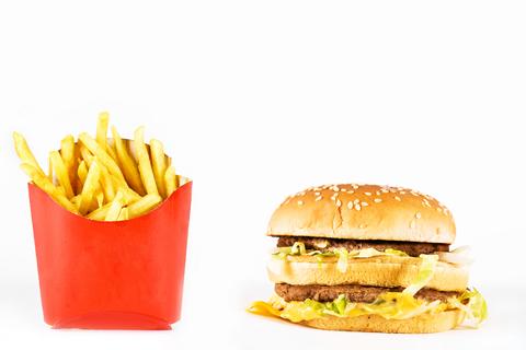 Mcdonald's fries may be literally full of crap