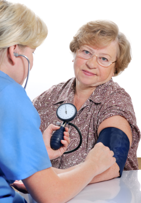 different blood pressure between arms