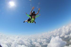 skydive pain 2