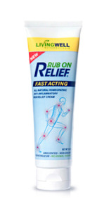 Click Above to Learn About All 8 of Nature's Most POWERFUL Pain Relievers in Rub On Relief®!