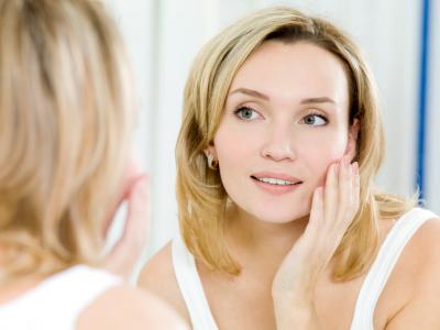 calcium ages skin