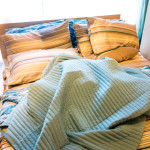 A GROSS Reason Not to Make Your Bed in the Morning