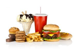Inflammatory Fast Food Meal