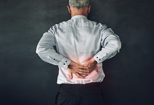 spinal arthritis symptoms