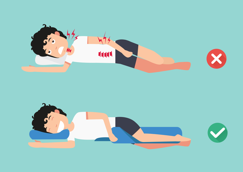 5 Best Sleeping Positions For Lower Back Pain